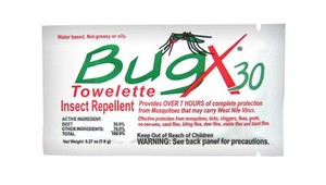 BugX®30 Insect Repellent