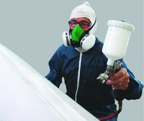 Signature Series® One-Step® Maintenance-Free Respirators