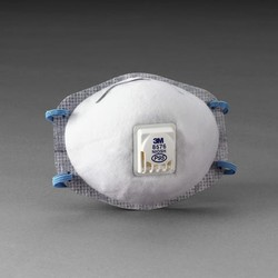 3M™ Particulate Respirators P95 with Exhale Valve