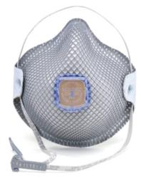M2740 Special Ops™ Series N95 Particulate Respirator with HandyStrap® and Ventex® Valve