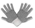 Cotton-Knit Gloves